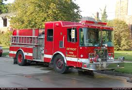 100 Hme Fire Trucks HME Pumper Detroit Department Emergency Apparatus Truck