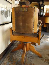 Koken Barber Chairs St Louis by Barber Chair With Leather Seat By Koken