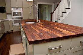 Kitchen Home Depot Butcher Block Review Mixing Wood And Granite
