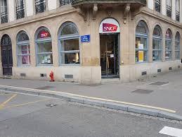 boutique sncf agence de voyages 7 quai de 67000