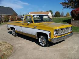 1974 Chevrolet Cheyenne C-10 Pickup - Very Original, Unmolested ... 1974 Chevrolet C10 454t400 Wwwjustcarscomau Ck Truck For Sale Near Cadillac Michigan 49601 The Hottest 25 Collector Cars This Summer Hagerty Articles P30 Tpi Crew Cab C30 Old Trucks Pinterest Chevy Pickup Stock Photos Chevrolet K 10 Cheyenne Super Pick Up 14000 Pclick Au Silverado 11 Oldtimertreffen Cloppenb Flickr Blackie Travis Noacks Cheyenne Super Fuel Curve