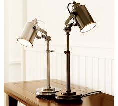 Pottery Barn Discontinued Table Lamps by Table Lamp Inspired By Photography Studio Or Movie Set Light