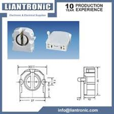 Requires Non Shunted Lamp Holders by G5 T5 Socket Holders For Fluorescent Tube Lights Lampholders