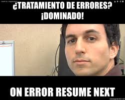 Tratamiento De Errores? ¡dominado! On Error Resume Next ... Error Handling Techniques On Resume Next Goto Label Handling In Rxjs Kostia Palchyk Medium Free Download 51 Resume Questions 2019 Template Example Onerrorresumenext Automated Malware Analysis Report For Ach Payment Advicedoc Siglawdoc Generated Loop Vba Hudsonhsme Runpython Raises Error 70 Permission Denied Issue 821 References The Complete Guide For 10 Excel Vba Basics 16c Errors Determine If There Was An Abstract Url From Hyperlink On Next Vba Not Working