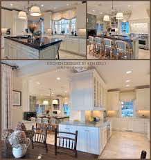 One Of The Best Kitchen Layouts Island Sink And Cooking Zone