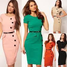 modele de robe de bureau modele robe classique robes de soirée élégantes