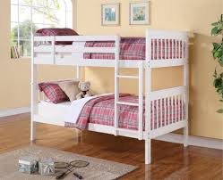 detachable white bunk bed with trundle white bunk beds makes