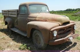 1953 International R130 Pickup Truck | Item D4253 | SOLD! Au... Picking Up The Pieces Of A Classic Truck Wsj 1953 Intertional Pickup Harvester A Series Wikipedia Old Stock Photos No Reserve Wkhorse Trucks For Sale The Linfox R190 Three L Pickup R110 Newer Chassis Acautocruse Patina Man History Bus Company Kampat On Vacation 1955 Rseries