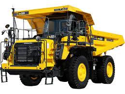 100 Types Of Construction Trucks Mechanical Komatsu America Corp