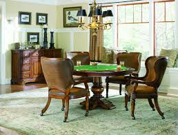 Dinette Sets With Caster Chairs by Uncategorized Rattan And Wicker Dining Room Furniture Sets