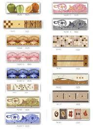 ceramic border line candice china trading company wall tile