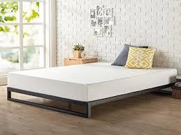 Amazon Zinus 7 Inch Heavy Duty Low Profile Platforma Bed