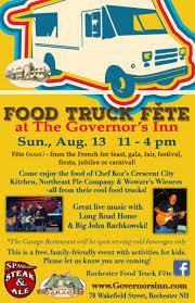 100 Rochester Truck Nh Food Fete Festival