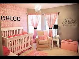Baby Girl Bedroom Decorating Ideas Diy Ba Design Decor Youtube Designs