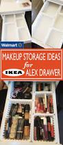 Sterilite 4 Drawer Cabinet Kmart by Walmart Makeup Storage Ideas For Ikea Alex Drawers Walmart