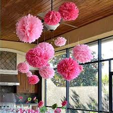 6inches 15cm 20pcs Diy Multi Colour Paper Flowers Ball Wedding New Homes Birthday Party Car Decoration