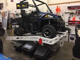 100 Utv Truck Rack New 2017 Polaris Trailers UTV RACK FOR SPORT DECK Trailers In