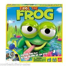 Fool The Frog Game Kids Board Games Creativity For Indoor