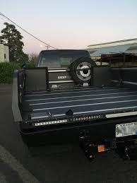 100 Custom Truck Camper Beds SherpTek SherpTek Gear Hauling