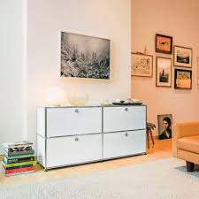 contemporary sideboard haller usm modular furniture