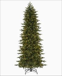 Pre Lit Pencil Christmas Tree Walmart by Christmas 9ft Christmas Tree Lovely Walmart Artificial Christmas
