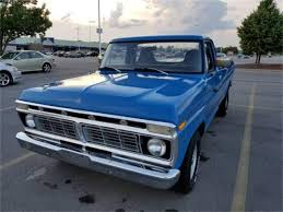 100 1977 Ford Truck Parts F150 For Sale ClassicCarscom CC1156441