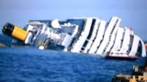 costa concordia cruise ship sinks youtube