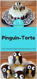 die lustige pinguin torte ist das richtige für die nächste