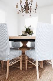 The Perfect Dining Room Table A Round Pedestal For Farmhouse Or French Country Rooms