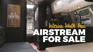 100 2011 Airstream 27FB For Sale Interior Walk Thru