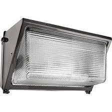 rab lighting wp3h250psq wp3 metal halide wallpack with glass lens