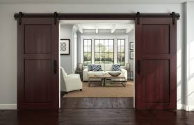 5 Ways To Utilize The Barn Door Trend