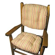 Child Rocking Chair Cushions - Atwood Plaid Indoor/Outdoor ... Wayfair Basics Rocking Chair Cushion Rattan Wicker Fniture Indoor Outdoor Sets Magnificent Appealing Cushions Inspiration As Ding Room Seat Pads Budapesightseeingorg Astonishing For Nursery Bistro Set Chairs Table And Mosaic Luxuriance Colors Stunning Covers Good Looking Bench Inch Soft Micro Suede