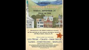 Emmaus Halloween Parade Route by Arts Around Town Fields Come Alive With Celtic Sounds In
