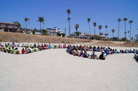 Christmas Tree Recycling East County San Diego by Beach Cleanups Ecoblogic