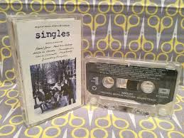 Smashing Pumpkins Chicago Tapes by Singles Soundtrack Cassette Tape Rock Grunge Seattle Original