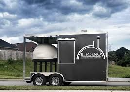 Il Forno Woodfired Pizzeria Food Truck Nashville Tn - IL FORNO