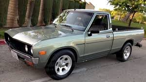 100 Datsun Truck For 5800 Get Into Bed With A