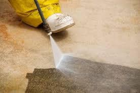 tips to pressure washing a garage floor all garage floors