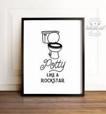 Funny Bathroom Art Etsy by Funny Bathroom Print Squeeze My Bottom Printable Art Bathroom