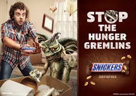 Snickers Halloween Commercial 2015 by Snickers Gremlins On Behance