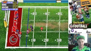 Let's Play Backyard Football! - YouTube Best Little Kids Backyard Football Game Hd Youtube Glpoast Home Court Hoops Backyard Football Hardest Hits And Best Plays Fails Backyards Outstanding Gorgeous Team Names Nintendo Gamecube 2002 Ebay Nice Play Sports Online Part 5 2 Interior Ekterior Ideas Play Football Field All The In 2017