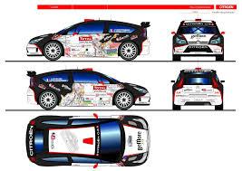 deco voiture de rallye concours déco c4 wrc de greiff page 2