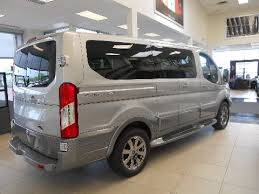 2018 Ford Transit Low Top Explorer Conversion Van