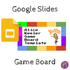 Google Slides Game Board By Alice Keeler 1