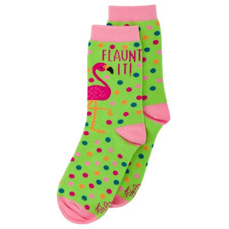 Karma Ladies Socks Flamingo