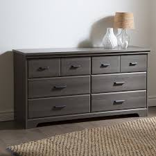 amazon com south shore versa 6 drawer double dresser for bedrooms