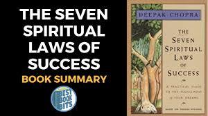 The Seven Spiritual Laws Of Success By Deepak Chopra Bestbookbits