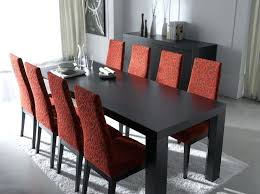 Red Dining Room Sets Glass Table And Chairs O Tables Ideas