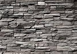decomonkey fototapete steinwand stein 350x256 cm design